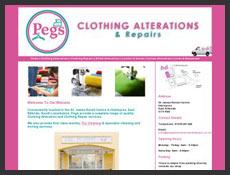 Pegs Alterations