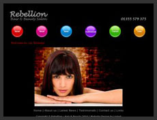 Rebellion Hair & Beauty Salon